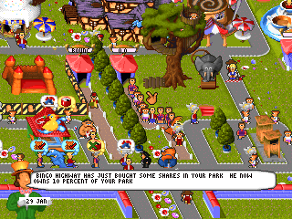 Screenshot Thumbnail / Media File 1 for Theme Park (1994)(Electronic Arts)(US)[!][B601 CC 736607-2 R71]